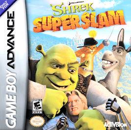 Shrek SuperSlam - GBA - Used