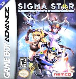 Sigma Star Saga - GBA - Used