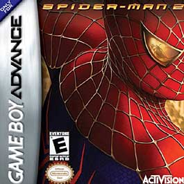 Spider-Man 2 - GBA - Used
