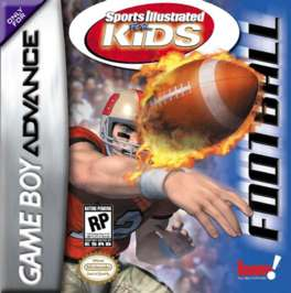 Sports Illustrated for Kids: Football - GBA - Used