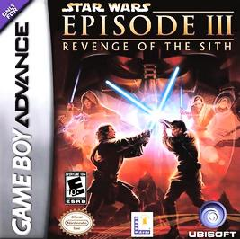 Star Wars Episode III: Revenge of the Sith - GBA - Used