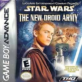 Star Wars: The New Droid Army - GBA - Used