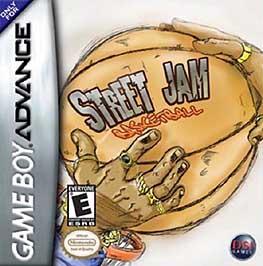 Street Jam Basketball - GBA - Used