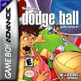 Super Dodge Ball Advance - GBA - Used