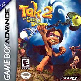 Tak 2: The Staff of Dreams - GBA - Used