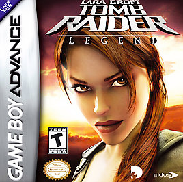 Tomb Raider: Legend - GBA - Used
