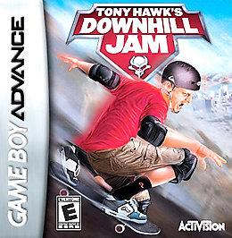 Tony Hawk's Downhill Jam - GBA - Used