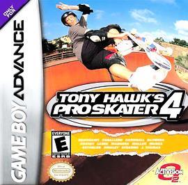 Tony Hawk's Pro Skater 4 - GBA - Used