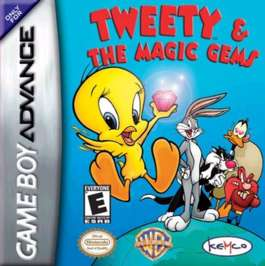 Tweety and the Magic Gems - GBA - Used