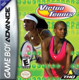 Virtua Tennis - GBA - Used