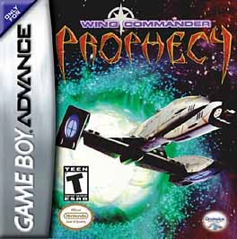 Wing Commander: Prophecy - GBA - Used