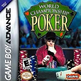 World Championship Poker - GBA - Used