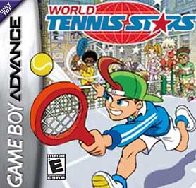 World Tennis Stars - GBA - Used