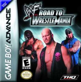 WWF Road to Wrestlemania - GBA - Used