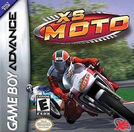 XS Moto - GBA - Used