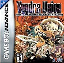 Yggdra Union - GBA - Used