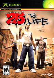 25 To Life - XBOX - Used