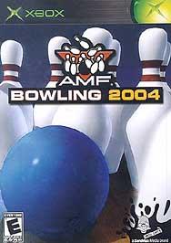 AMF Bowling 2004 - XBOX - Used