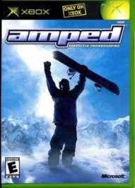 Amped: Freestyle Snowboarding - XBOX - Used