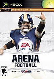 Arena Football - XBOX - Used