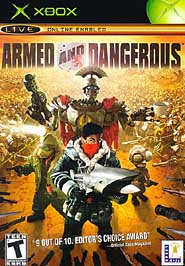 Armed & Dangerous - XBOX - Used