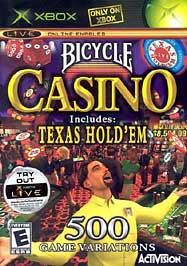 Bicycle Casino - XBOX - Used