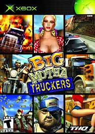 Big Mutha Truckers - XBOX - Used