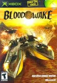 Blood Wake - XBOX - Used