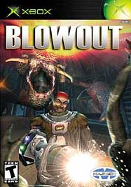 BlowOut - XBOX - Used