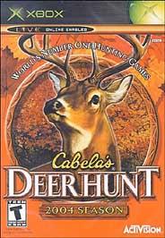 Cabela's Deer Hunt: 2004 Season - XBOX - Used