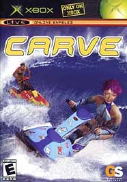 Carve - XBOX - Used