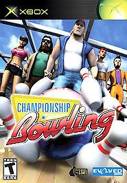Championship Bowling - XBOX - Used