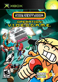 Codename: Kids Next Door - Operation: V.I.D.E.O.G.A.M.E. - XBOX - Used