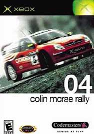 Colin McRae Rally 04 - XBOX - Used