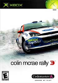 Colin McRae Rally 3 - XBOX - Used