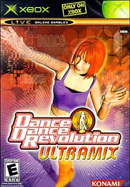 Dance Dance Revolution Ultramix - XBOX - Used