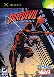 Daredevil: The Man Without Fear - XBOX - Used