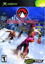 Dark Summit - XBOX - Used