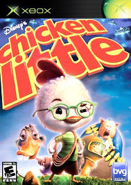 Disney's Chicken Little - XBOX - Used
