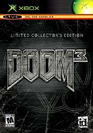 DOOM 3 (Limited Collector's Edition) - XBOX - Used