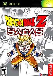 Dragon Ball Z: Sagas - XBOX - Used
