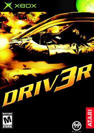 DRIV3R - XBOX - Used