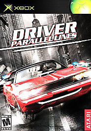 Driver: Parallel Lines - XBOX - Used