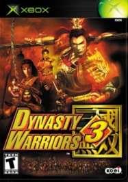 Dynasty Warriors 3 - XBOX - Used