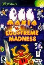 Egg Mania: Eggstreme Madness - XBOX - Used