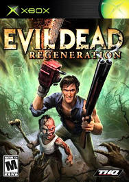 Evil Dead Regeneration - XBOX - Used