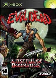Evil Dead: A Fistful of Boomstick - XBOX - Used