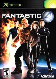 Fantastic 4 - XBOX - Used