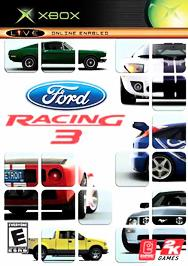 Ford Racing 3 - XBOX - Used