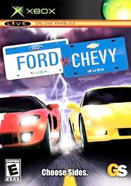 Ford vs. Chevy - XBOX - Used